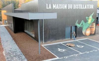 CHÂTENOIS : Ouverture d'un musée dédié aux eaux-de-vie de fruits et au whisky alsacien