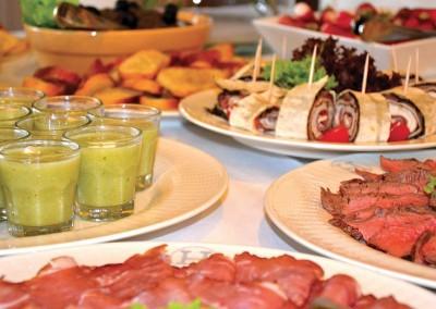 Les buffets de l'hortensia