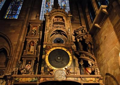 Strasbourg - Horloge astronomique