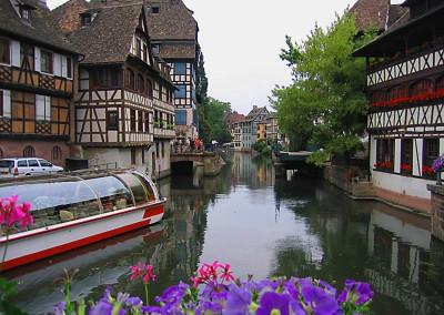 Strasbourg - Bateau-mouche