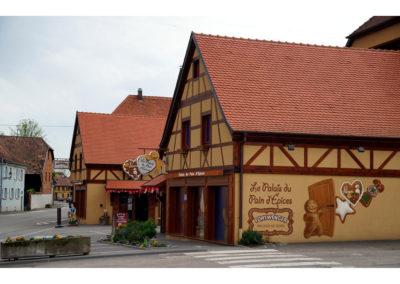 Le Palais du Pain d'Epices - Gertwiller