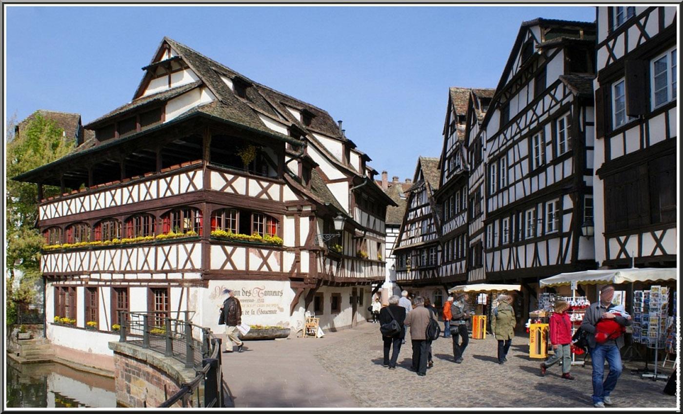 Hotel Strasbourg Petite France