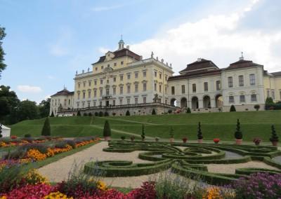 Ludwigsburg - Palais Royal et Jardins