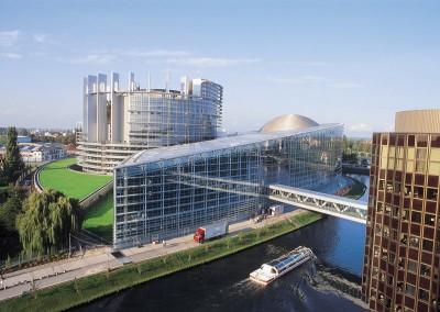 Palais de l'Europe àStrasbourg