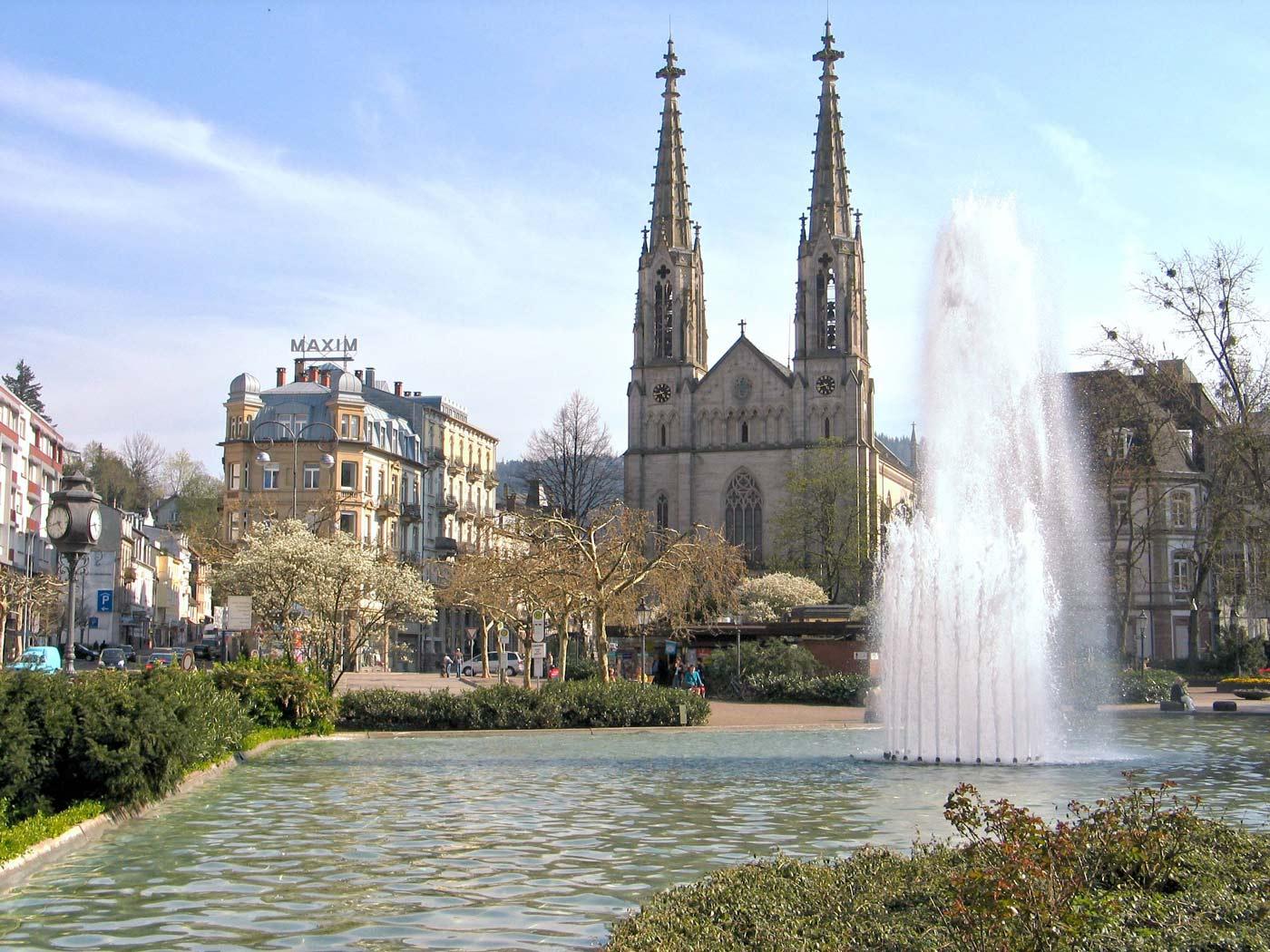 Offre 15007 fr tourisme en alsace voyage en alsace sur mesure - Office du tourisme baden baden ...
