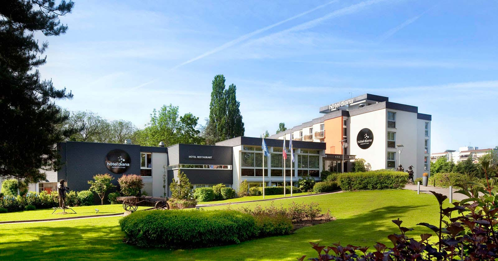 Appart Hotel Spa Alsace
