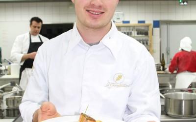 Jean-Paul Acker, champion de la Meilleure Choucroute d'Alsace aux Poissons, réalisera sa recette en direct à la TV sur D8 le Jeudi 18 février prochain