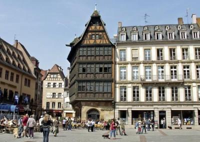 Strasbourg Maison Kammerzell