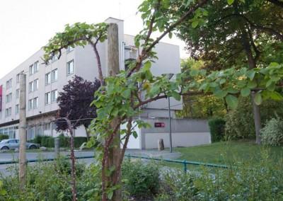 Hôtel Mercure Champ de Mars