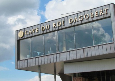 Cave du Roi Dagobert