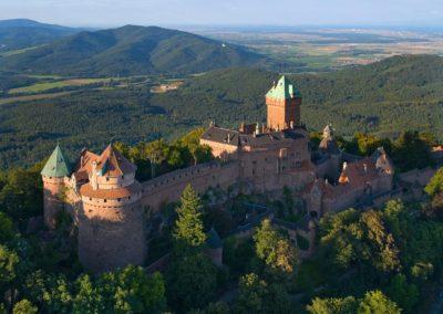 Château du Château du Haut-Kœnigsbourg