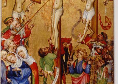 Unterlinden - détail de la Crucifixion