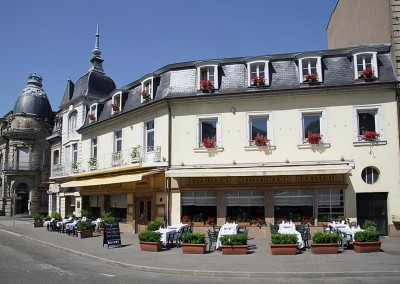 Restaurant Meisterman Colmar