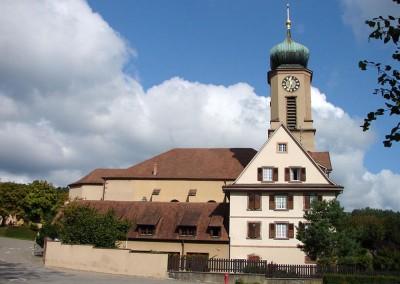 Basilique de Thirenbach