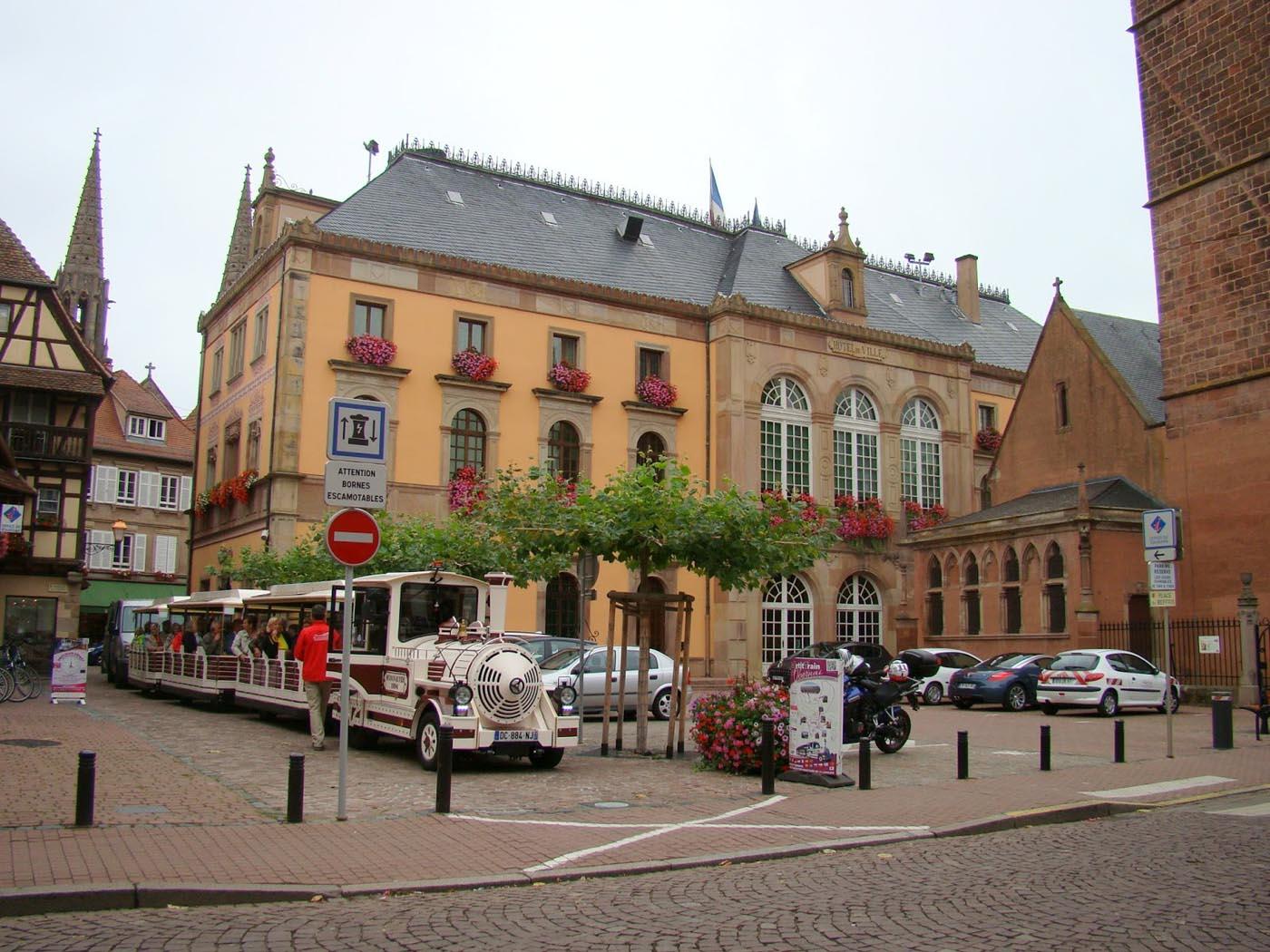 Offre 16002 fr tourisme en alsace voyage en alsace sur for Restaurant piscine obernai