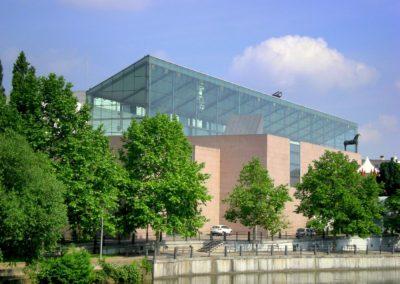 Strasbourg - Musée d'Art Contemporain