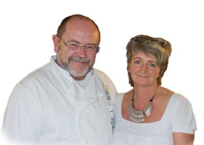 Hôtel restaurant des Vosges à Lutzelhouse -Régine et Marc Lorang