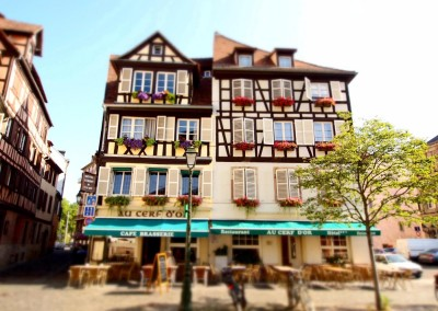 Au Cerf d'Or Hotel Restaurant - Strasbourg