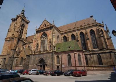 Colmar - Eglise Saint Martin