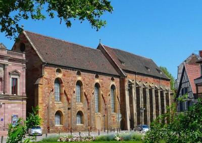 Colmar - Musée Unterlinden