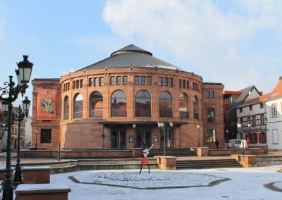 Haguenau - Théâtre municipal