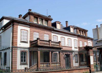 Haguenau - Ancienne banque de france - Musée du bagage