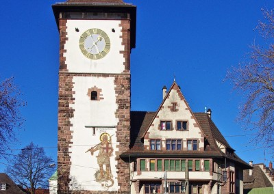 Fribourg - Schwabentor