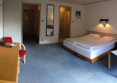 Chambre - Hôtel Husseren les Châteaux