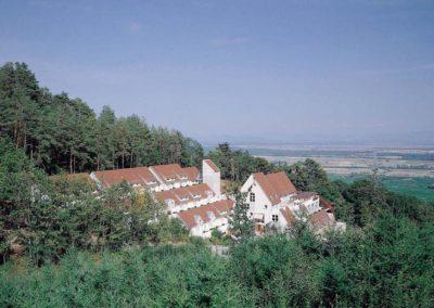 Hôtel Husseren les Châteaux