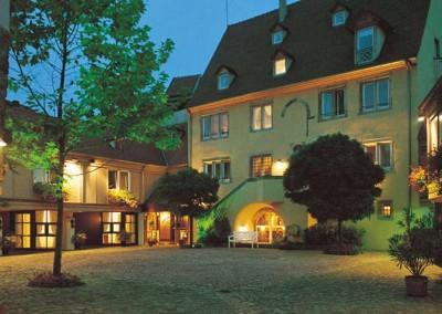 Cour d'Alsace - Obernai
