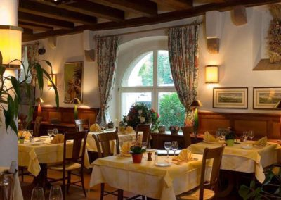 Restaurant - Cour d'Alsace - Obernai