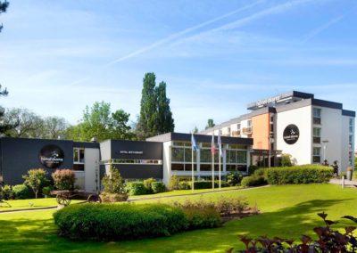 Hôtel Diana à Molsheim