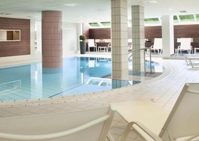 Piscine - Hôtel Diana à Molsheim