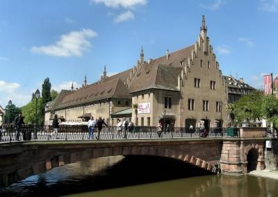 Strasbourg - douane
