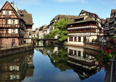 Strasbourg - Quartier des tanneurs