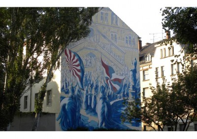 Mulhouse - Fresques murales