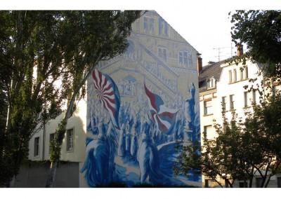 Mulhouse - Fresques murales