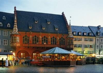Fribourg - Kaufhaus historique
