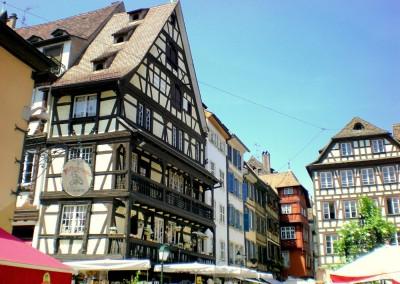 Strasbourg - Maison du Cochon de Lait