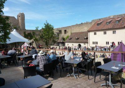 Fêtes et réjouissances au Chateau du Hohlandsbourg