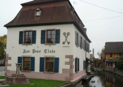 Restaurant aux Deux Clés