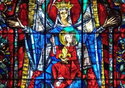 Vitraux - Cathédrale de Strasbourg