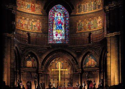 Intérieur - Cathédrale de Strasbourg