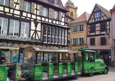 Colmar - Petit train touristique