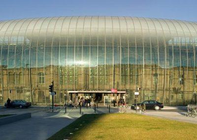 Pole d'échanges multimodal de Strasbourg