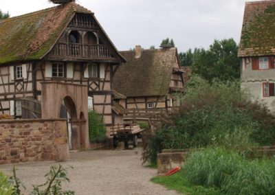 Ecomusée - Ungersheim