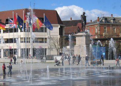 Colmar - Place Rapp