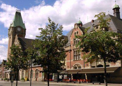 Gare de Colmar