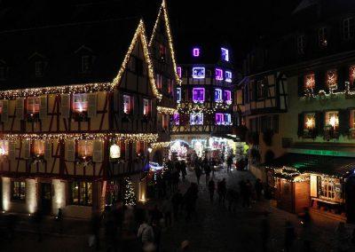Colmar - Rue des Marchands de nuit