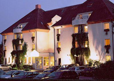 Hôtel - Les Jardins d'Adalric